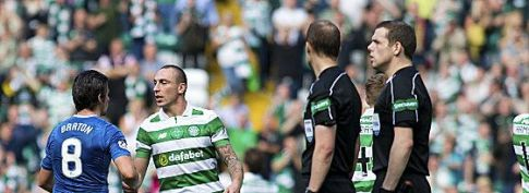 Celtic v Rangers - Ladbrokes Premiership - Celtic Park