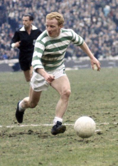 Jimmy Johnstone